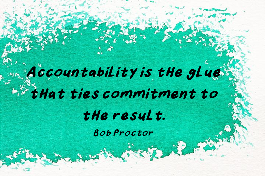 accountability 2 - Accountability - Perceiving Accountability as an Opportunity for Learning