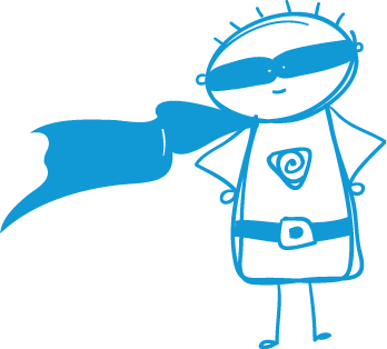 boy superhero blue - Free Assessment