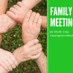 family meetings sharlin craig 150x150 - Keeping Your Child's Routine in a Co-parenting Environment