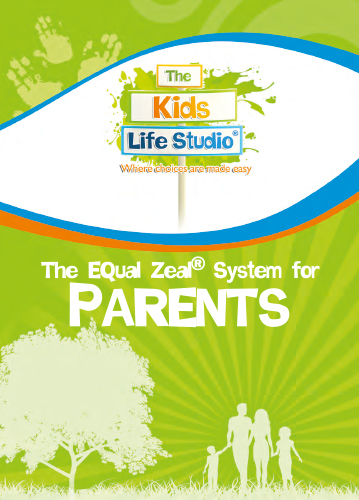 parents journal cover - Equal Zeal System