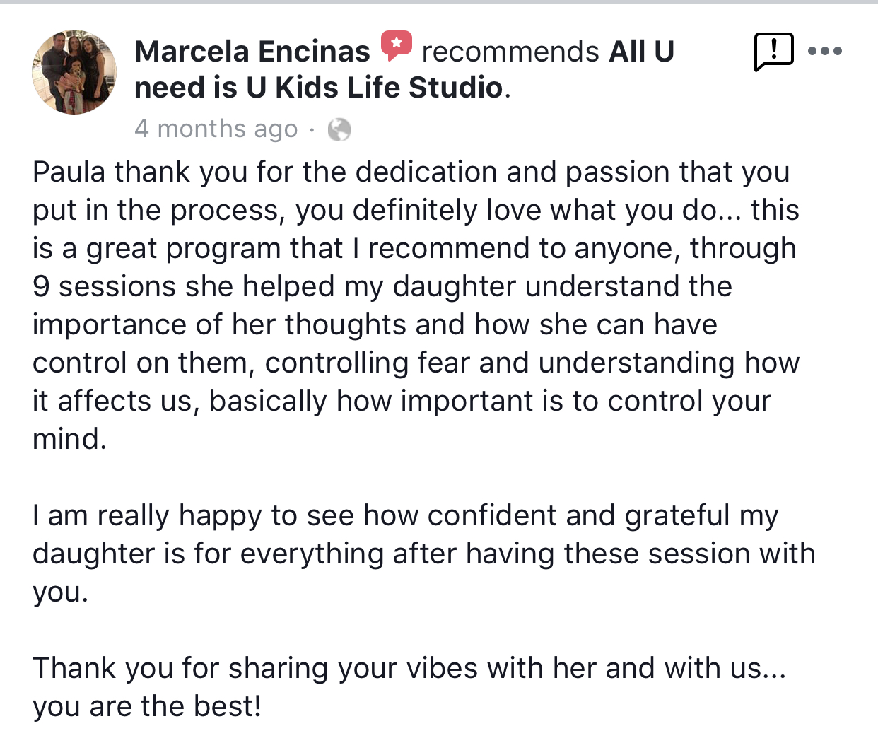 paula 3 - Coaching Success Stories