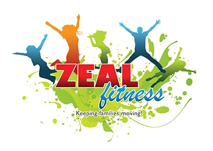 zeal fitness logo - Building Blocks